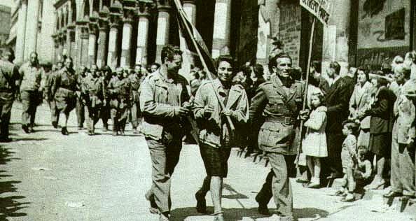 25 Aprile<br />Festa della Liberazione