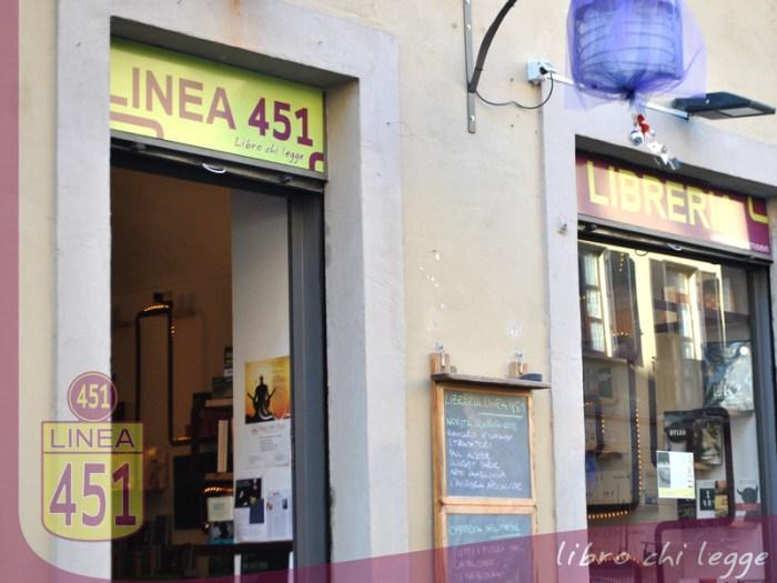 Libreria Linea451
